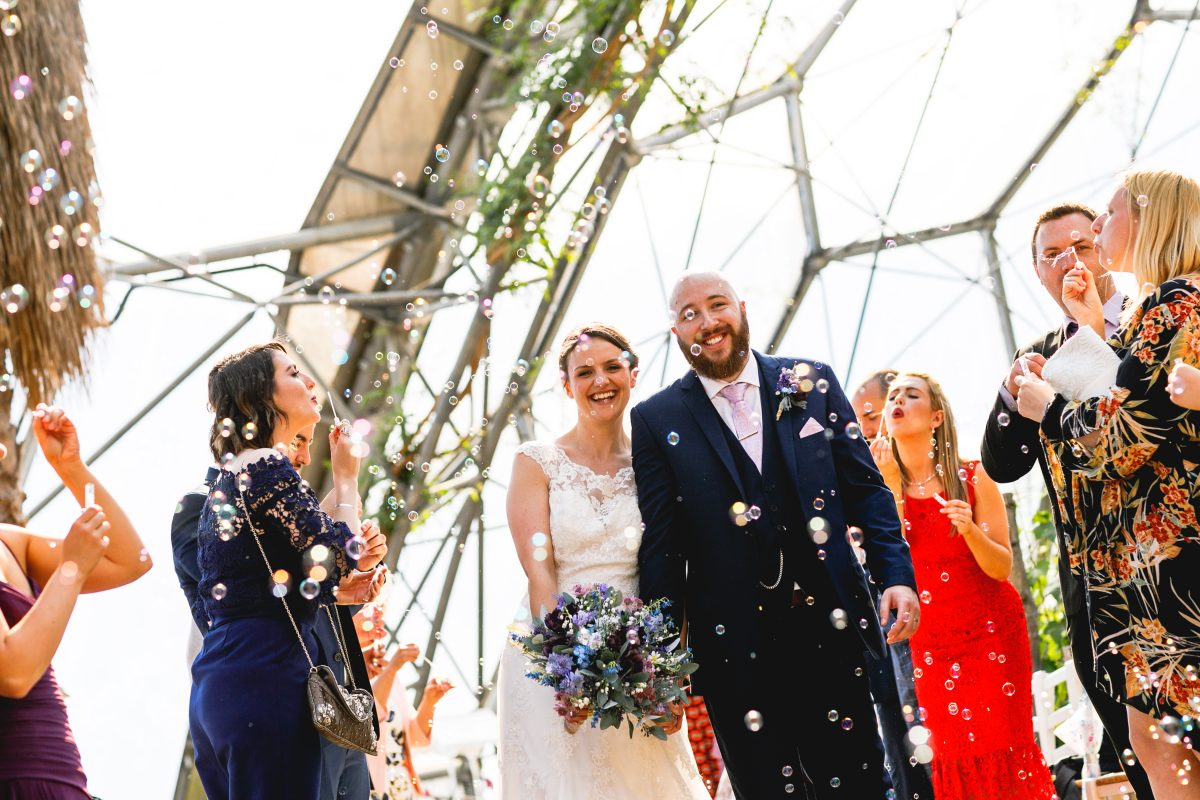 Eden Project Wedding Venue