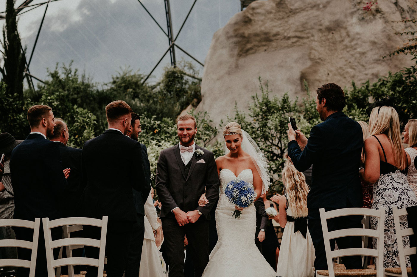 Eden Project Wedding Venue