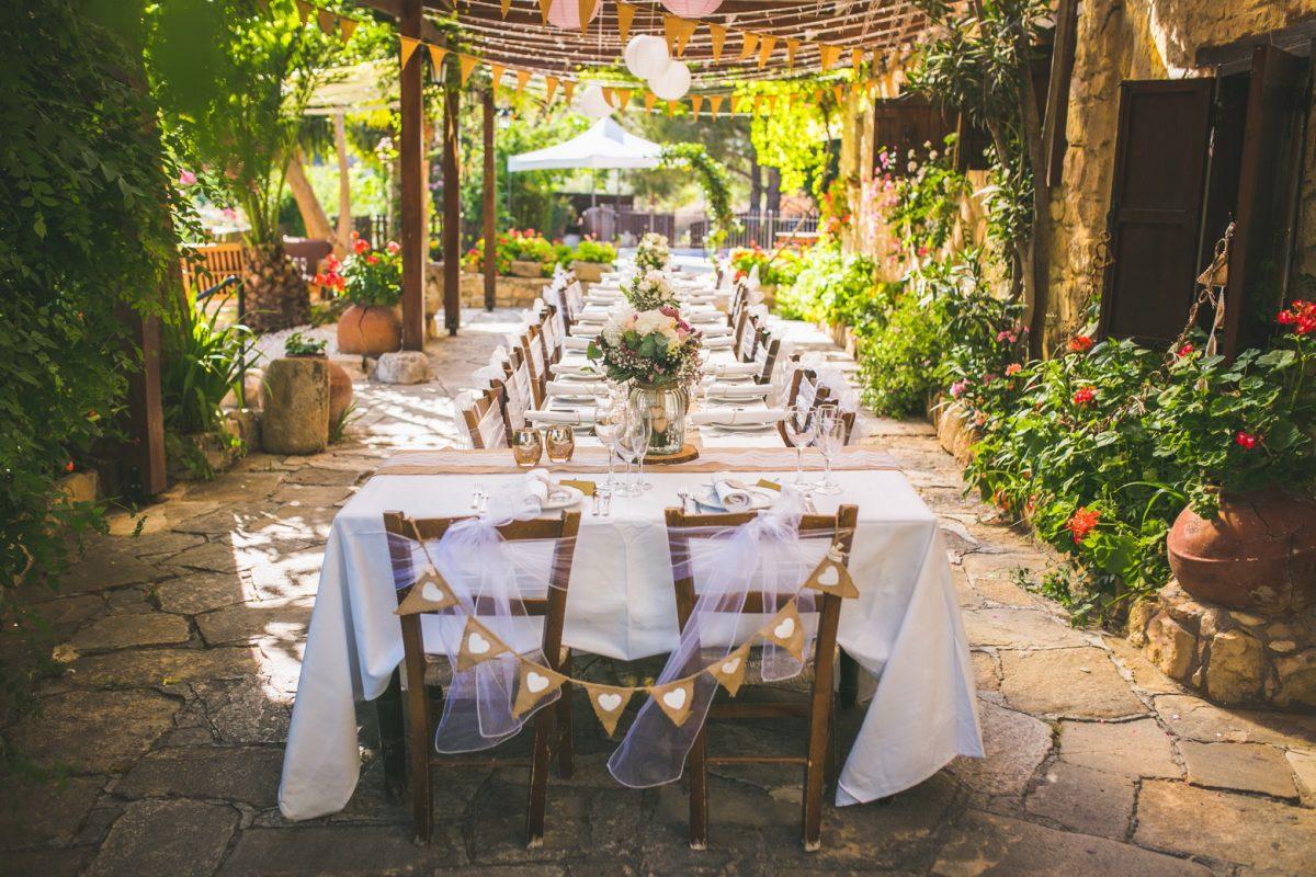 Vasilias Nikoklis Inn Wedding Venue