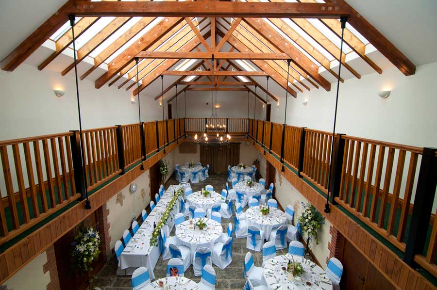 The Victorian Barn Wedding Venue