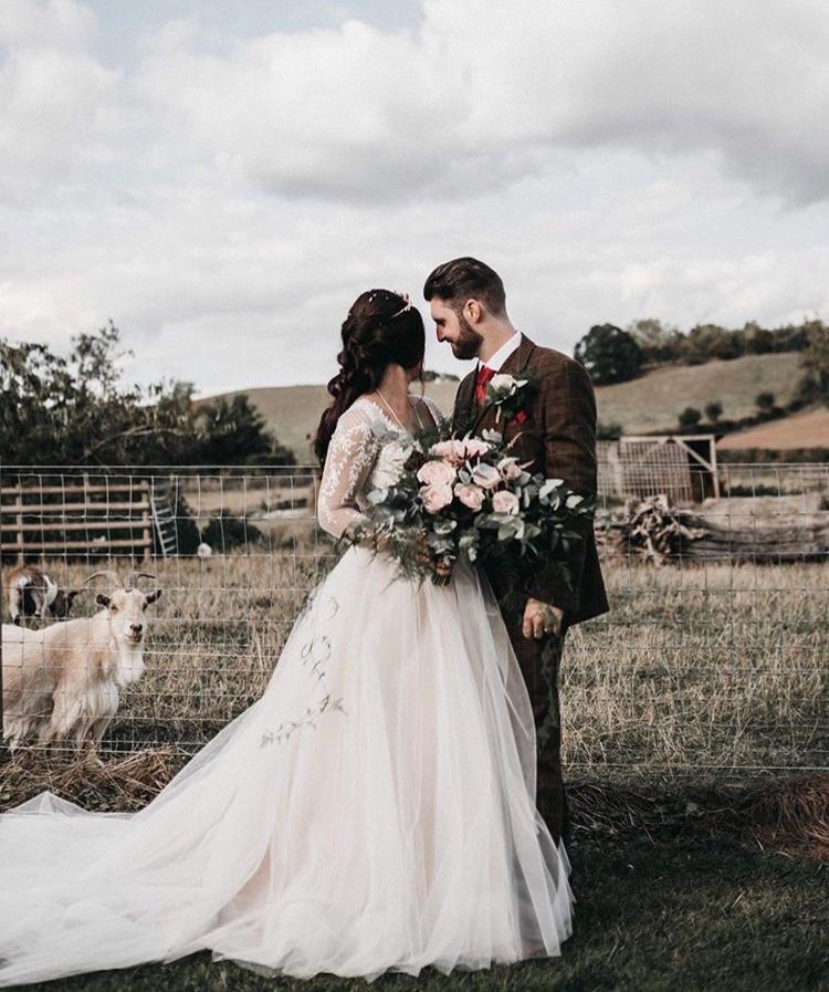 Wootton Park Wedding Venue