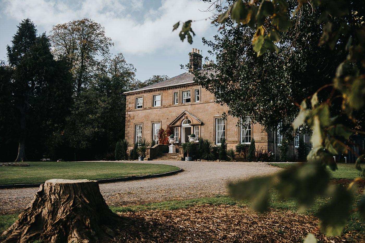Charlton Hall Wedding Venue