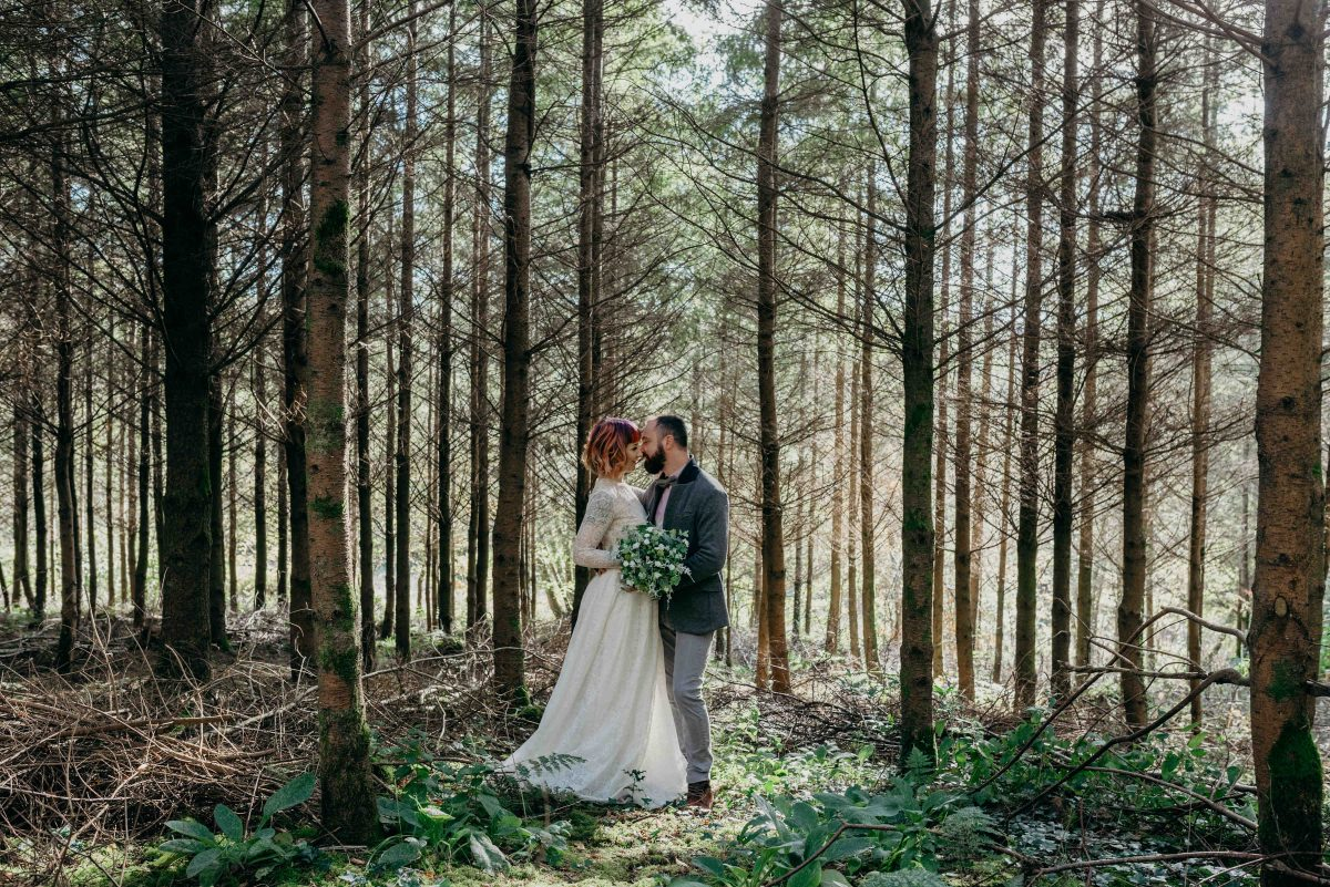 Enchanted Woodland Wedding Venues in the UK