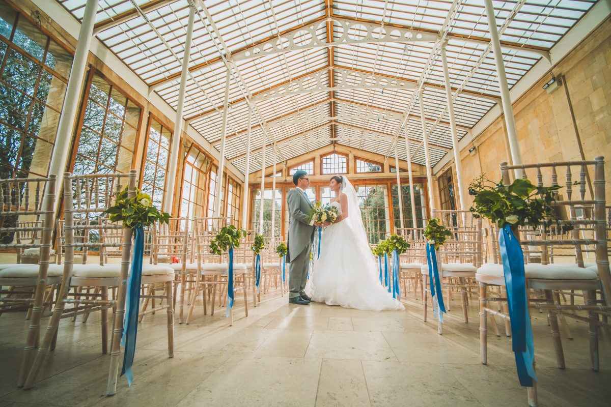 Kew Gardens Wedding Venue