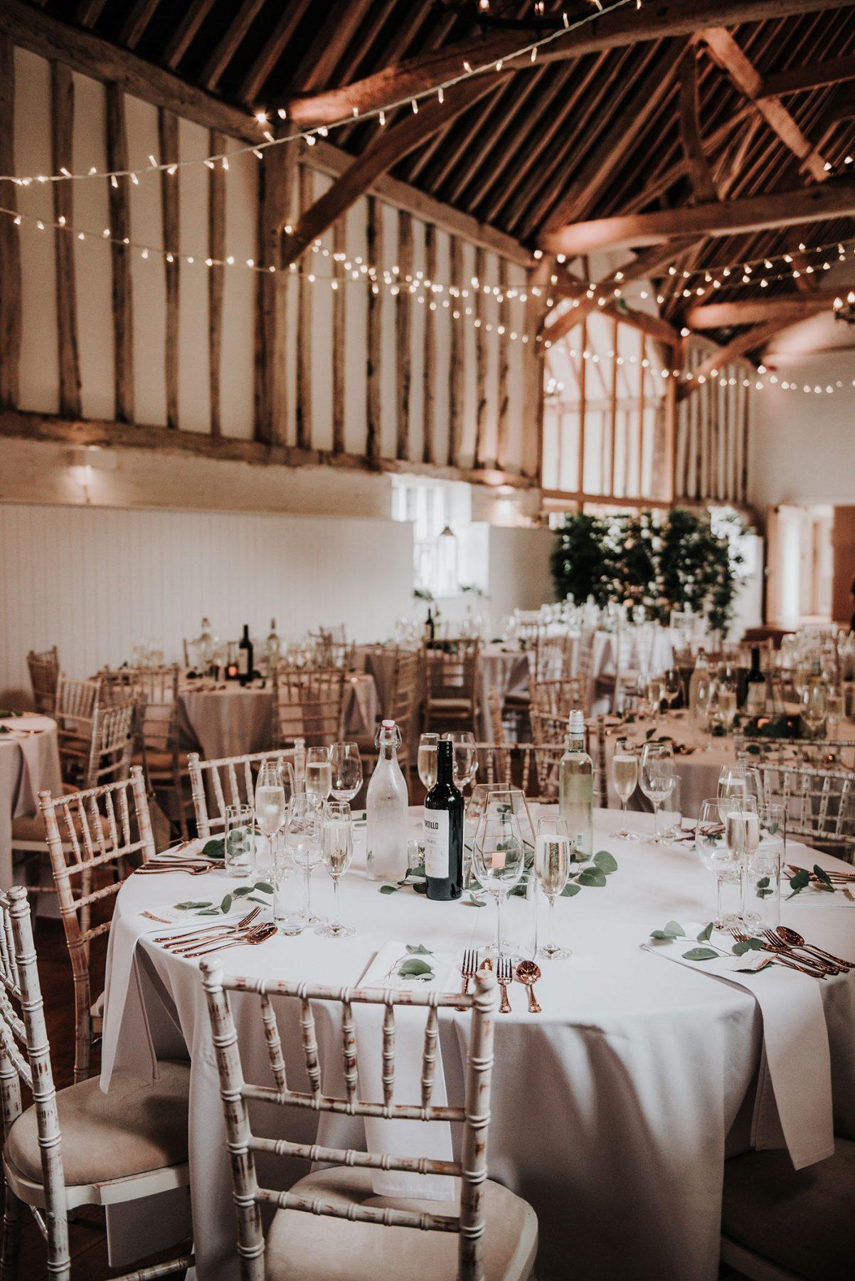The Barn at Alswick Wedding Venue