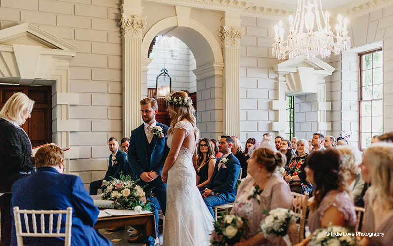 Davenport House Wedding Venue