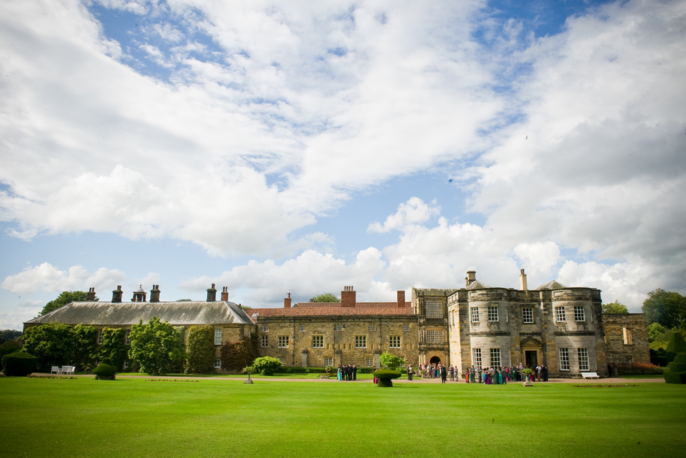Newburgh Priory Wedding Venue