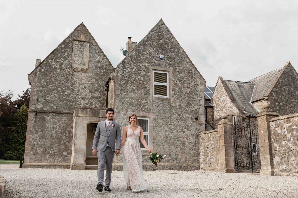 Kingsdown Rectory Wedding Venue