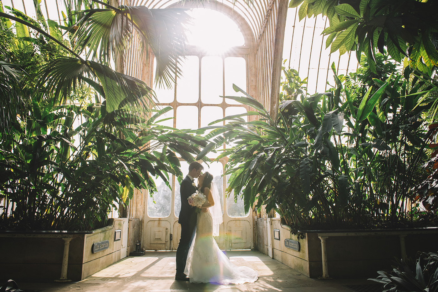 Beautiful Glasshouse & Orangery Wedding Venues in the UK