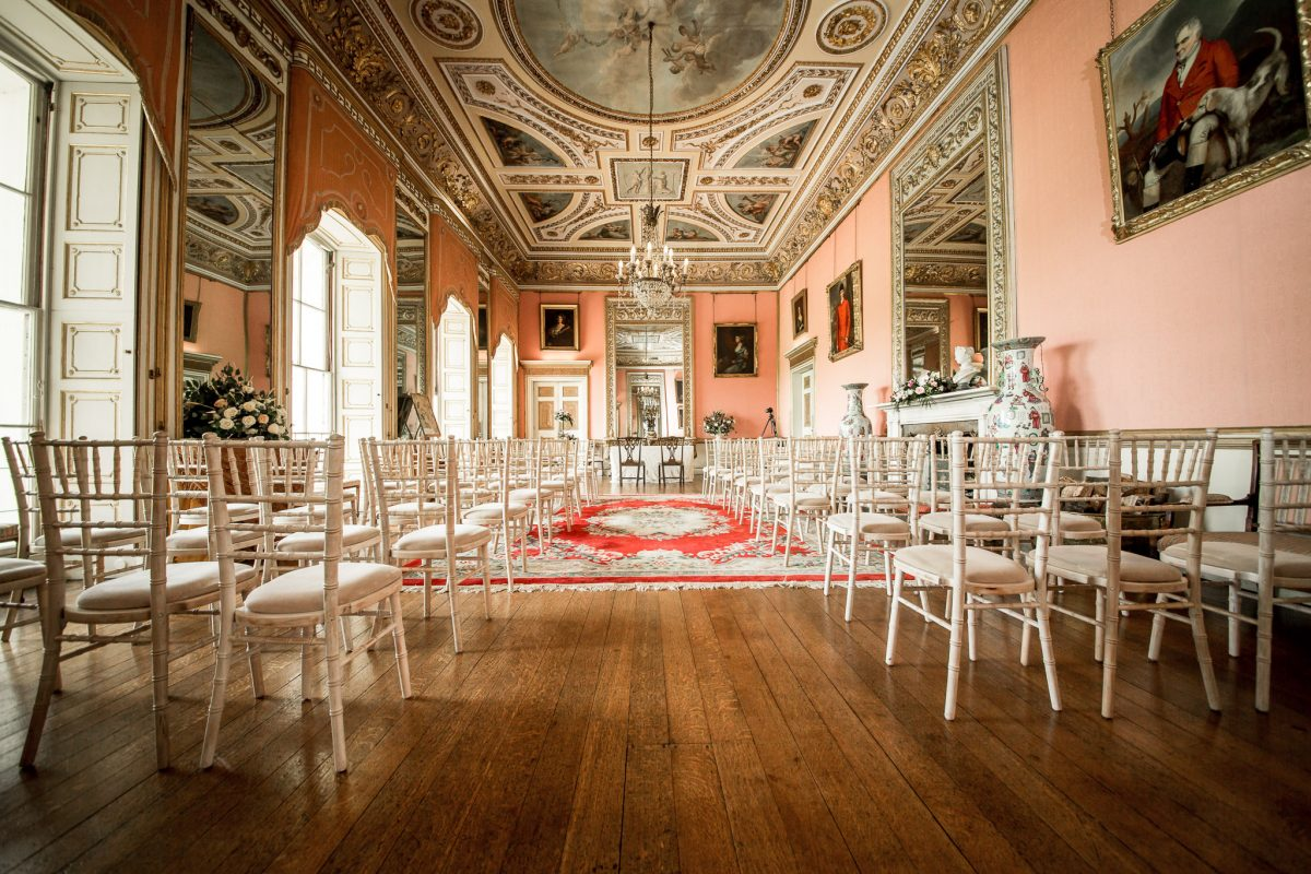 Avington Park Wedding Venue