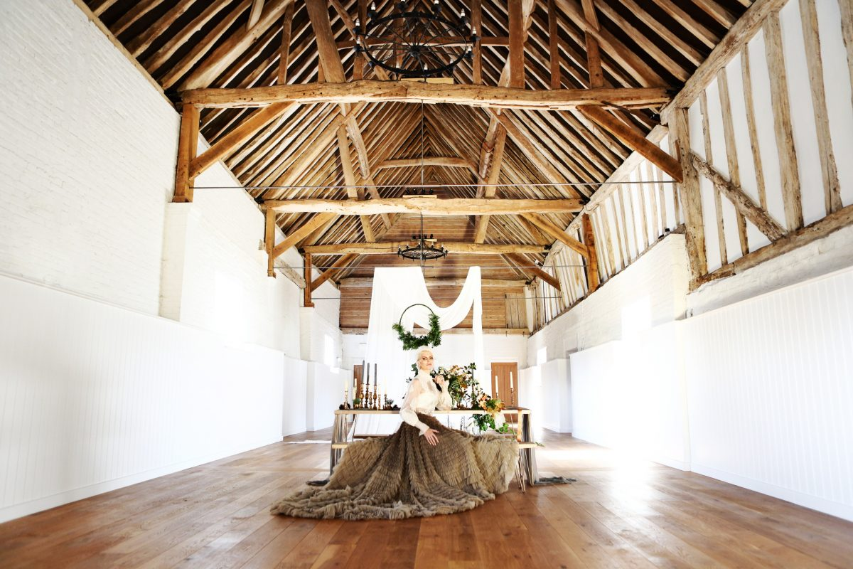 The Barn at Alswick Wedding Venue