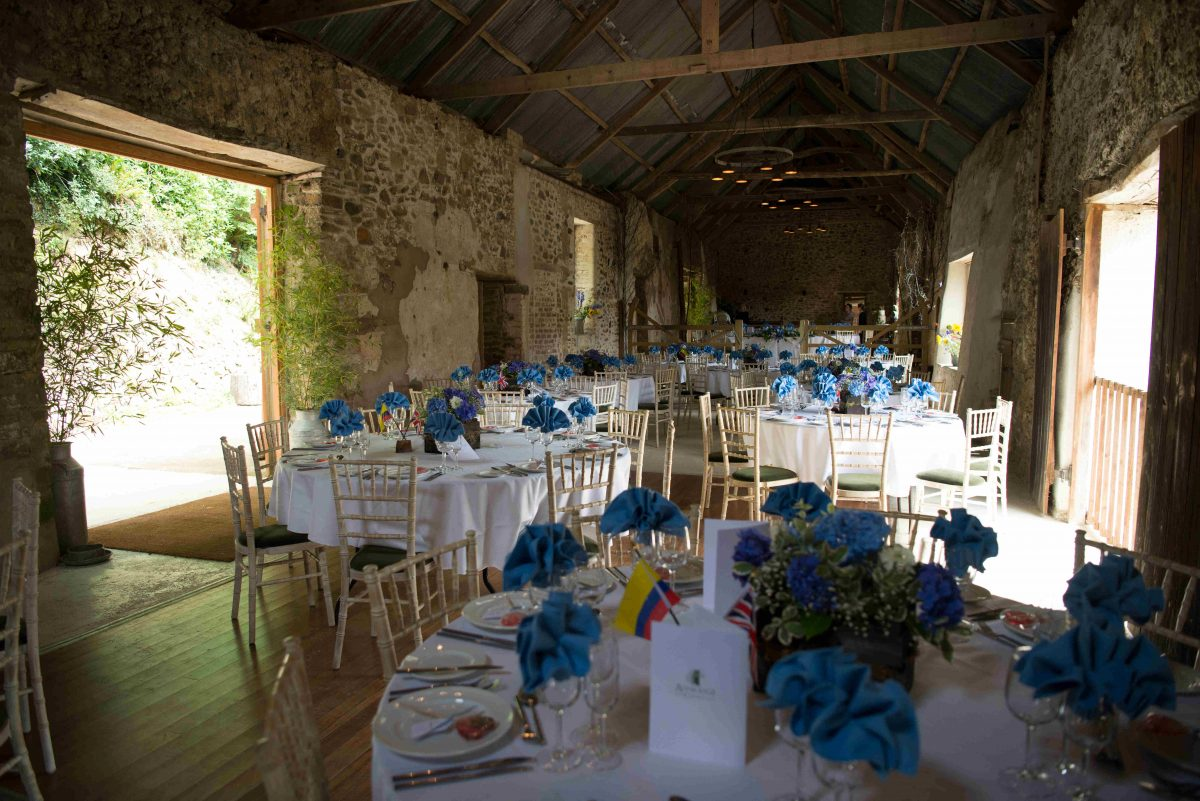 The Ashridge Great Barn Wedding Venue