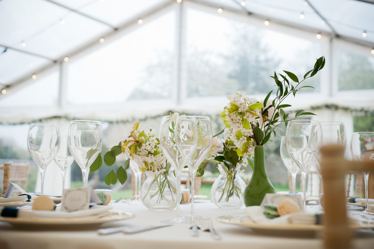 Yarnton Manor Wedding Venue