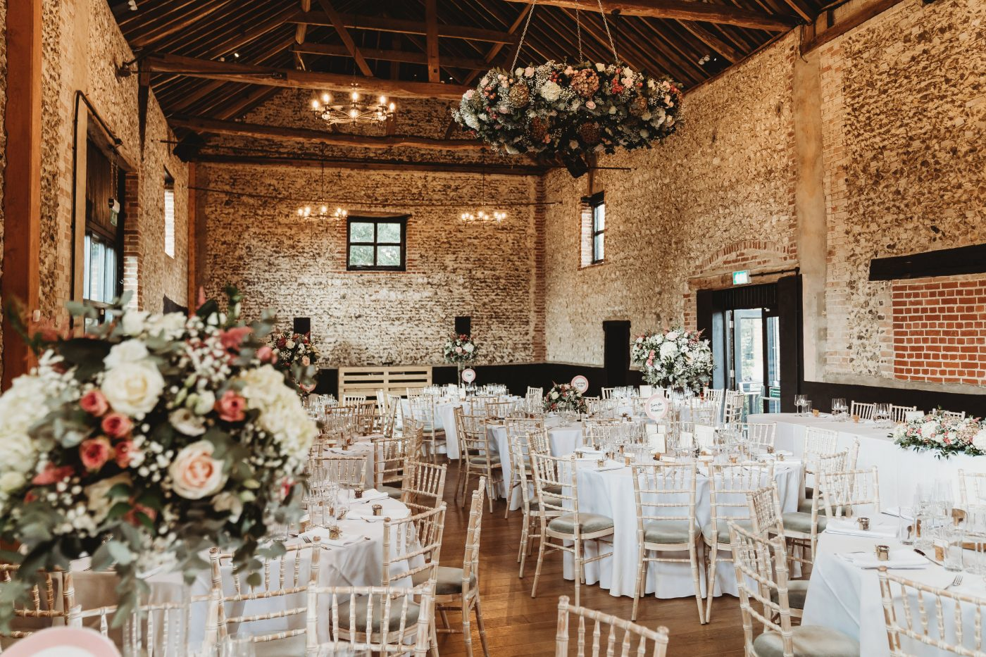 The Granary Estates Wedding Venue