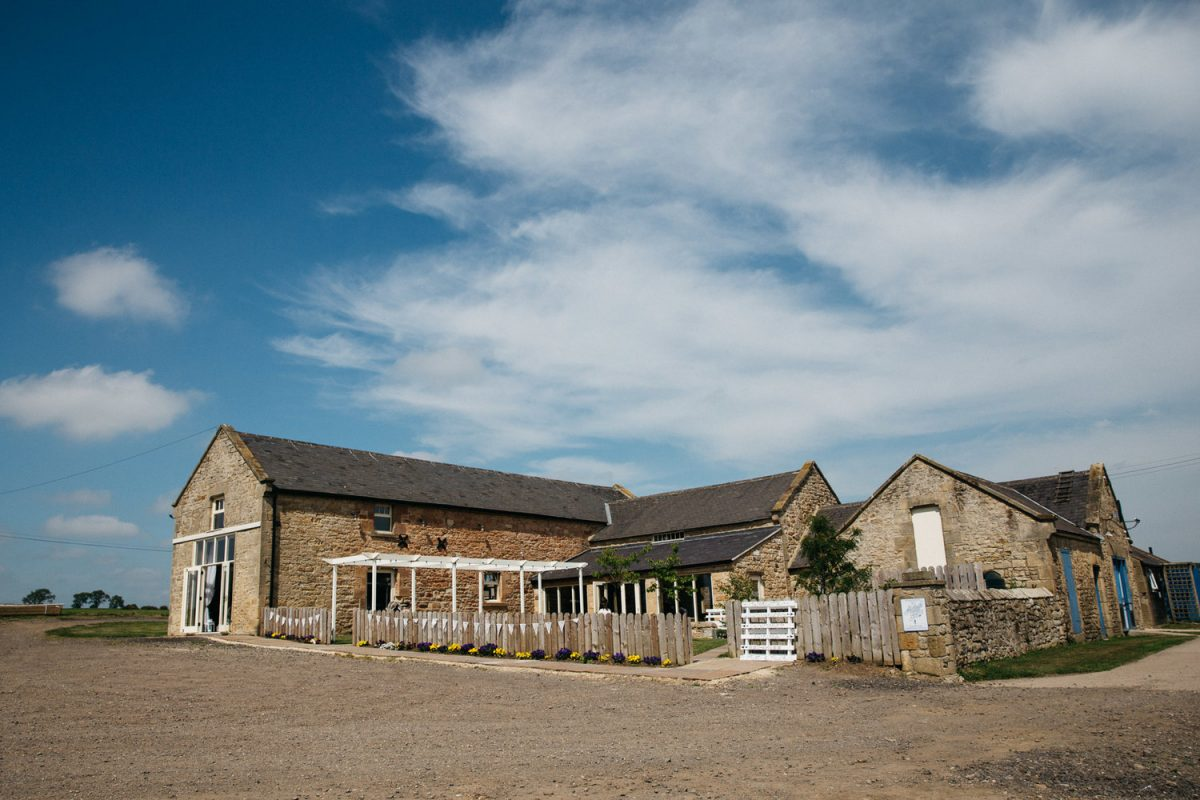 Northside Farm Wedding Venue