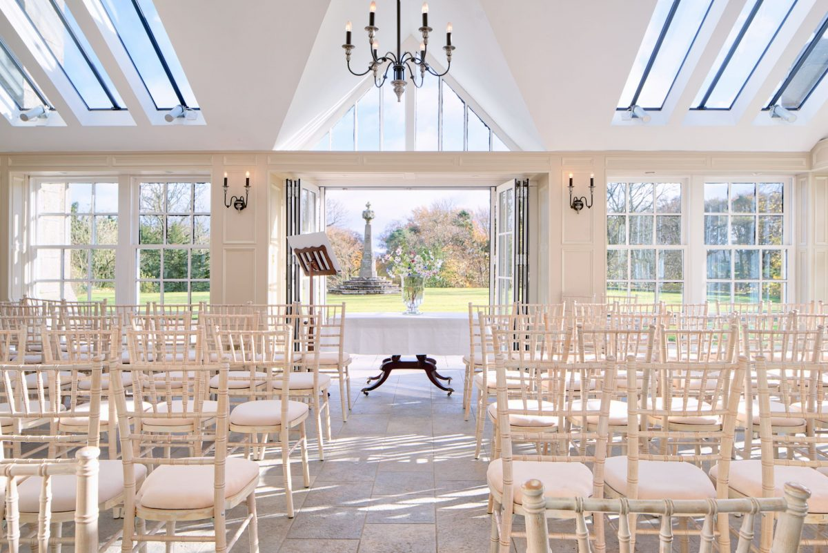 Newhall Estate Wedding Venue