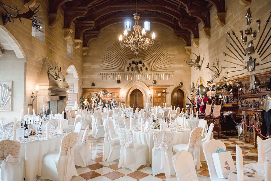 Warwick Castle Wedding Venue