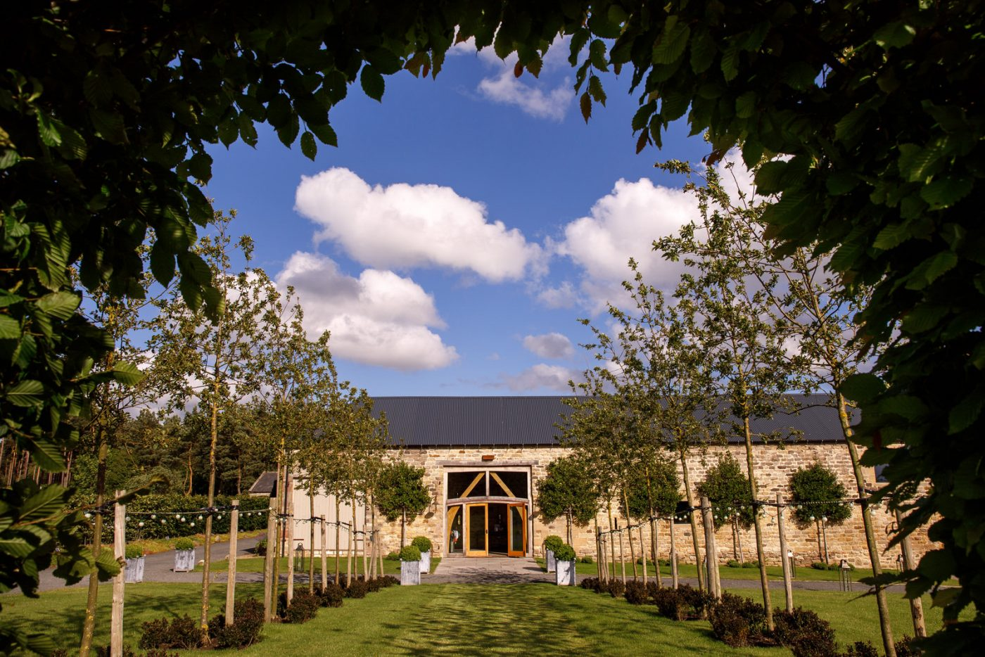 Healey Barn Wedding Venue