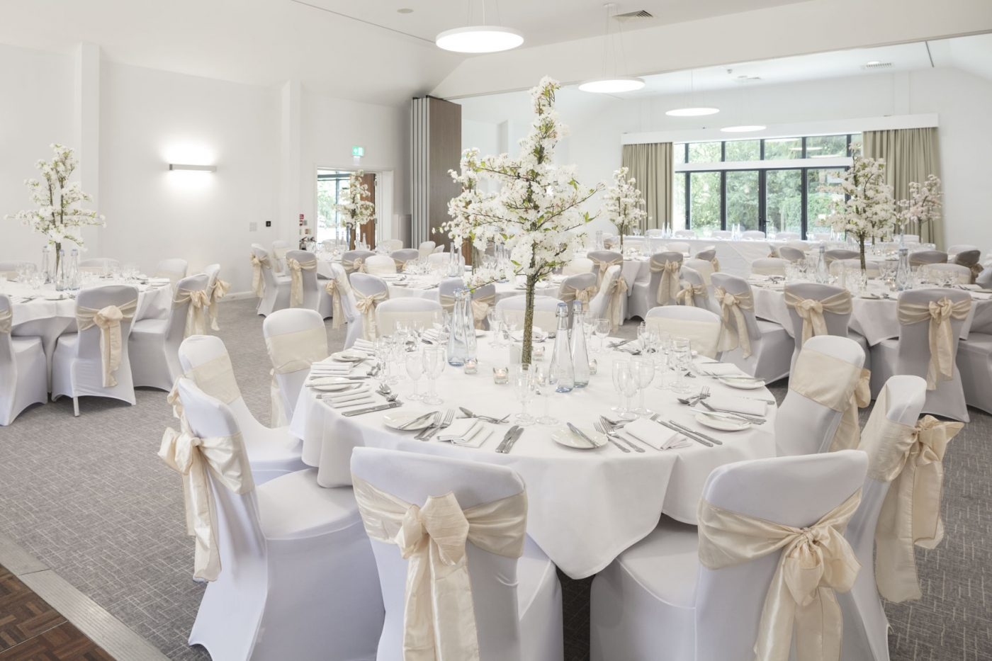 Aubrey Park Hotel Wedding Venue