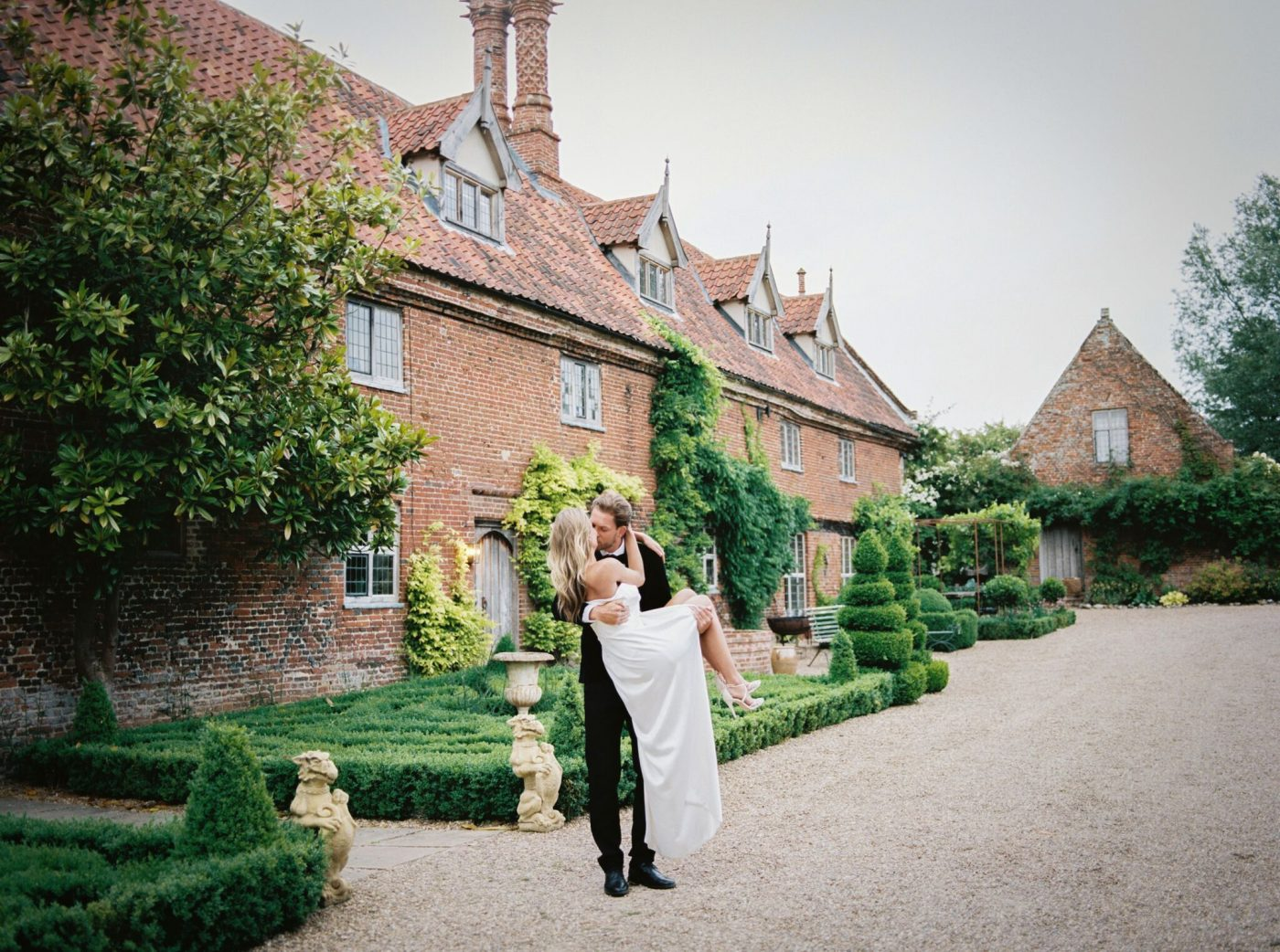 Hales Hall & The Great Barn Wedding Venue