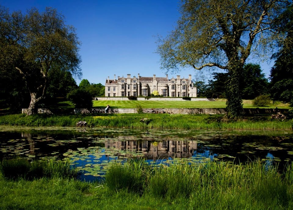Rushton Hall Hotel & Spa Wedding Venue