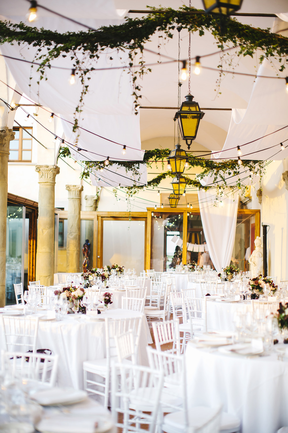 Villa Tolomei Wedding Venue