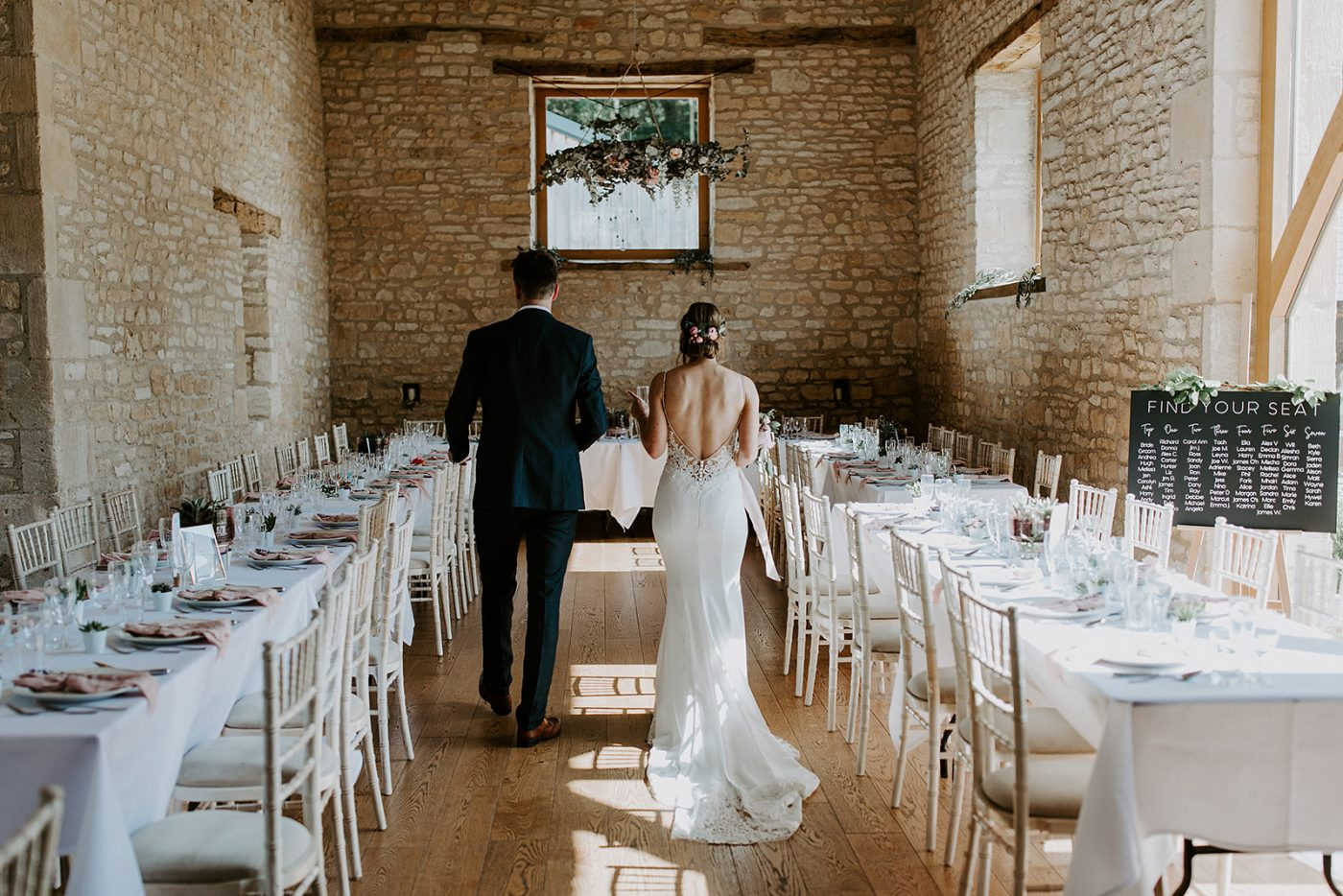 The Barn at Upcote Wedding Venue