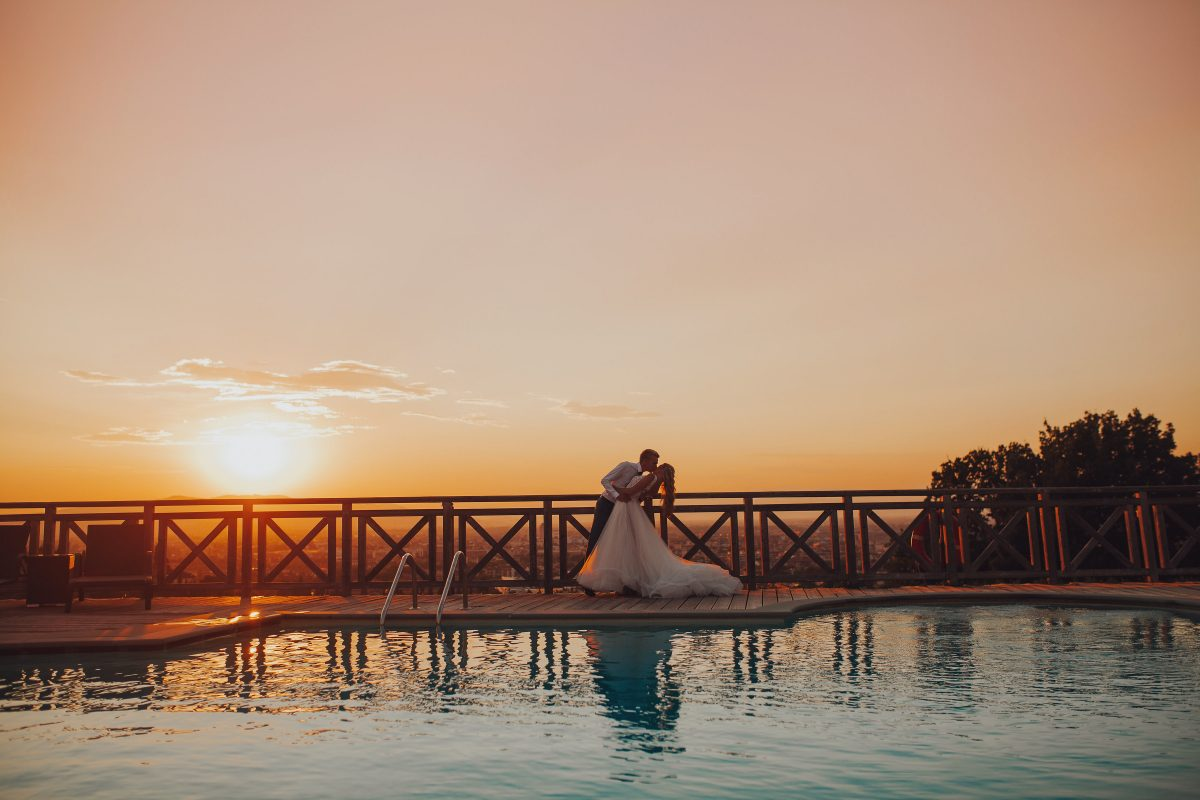 Villa Tolomei Hotel & Resort Wedding Venue