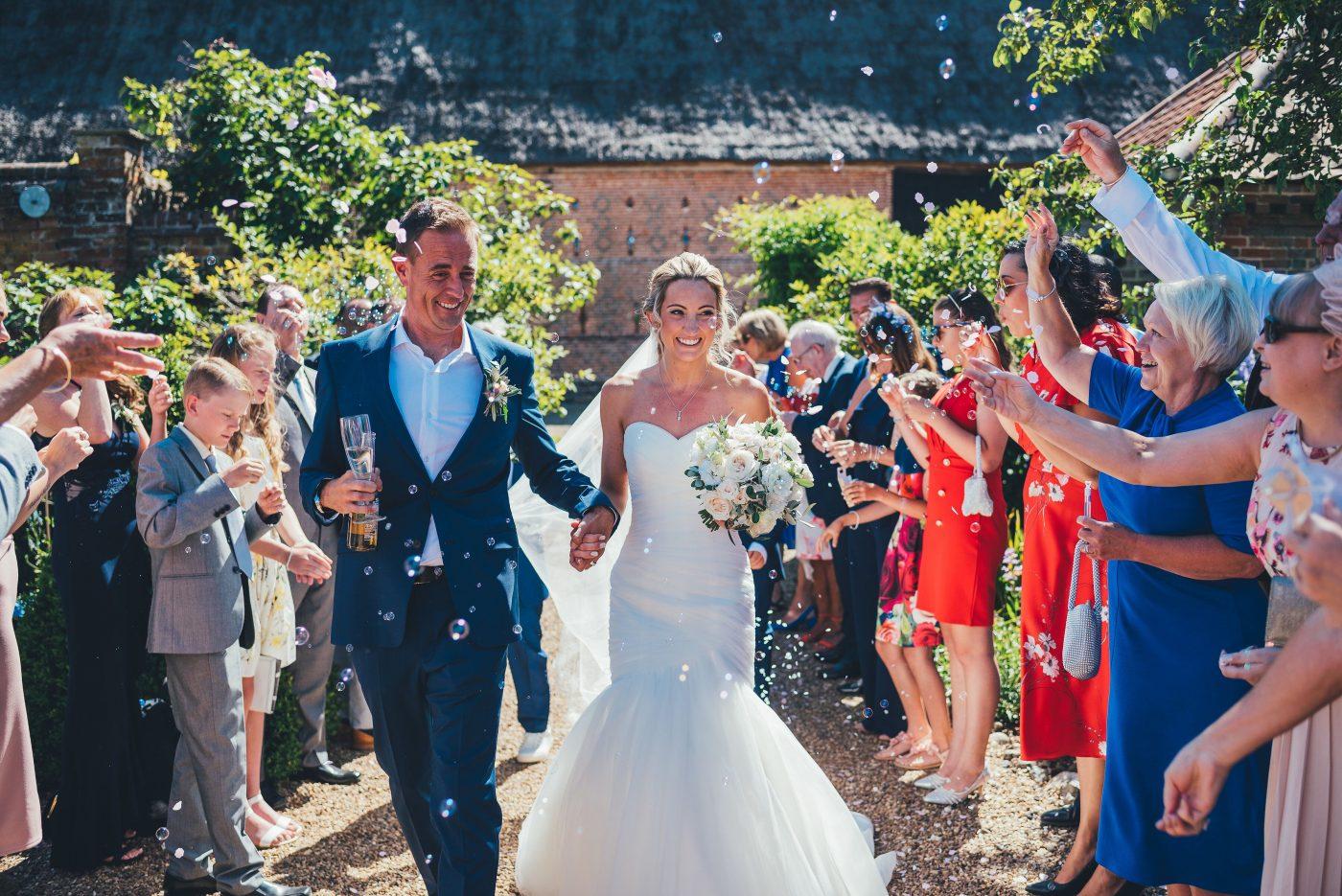 Hales Hall & The Great Barn Wedding Venue