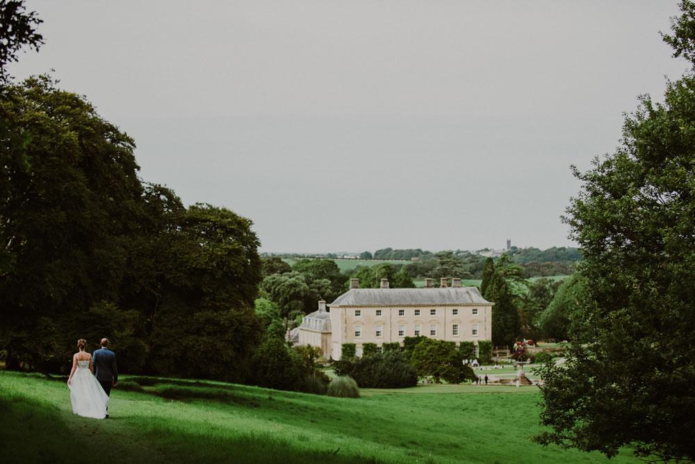 Pencarrow House Wedding Venue