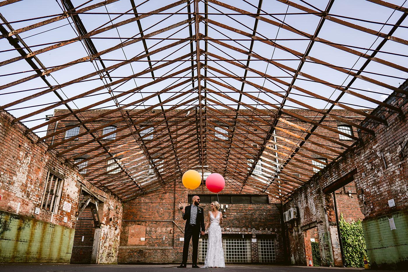 The Bond, Digbeth Wedding Venue