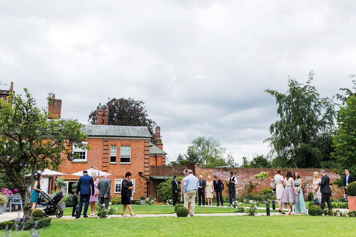 The Norfolk Mead Wedding Venue