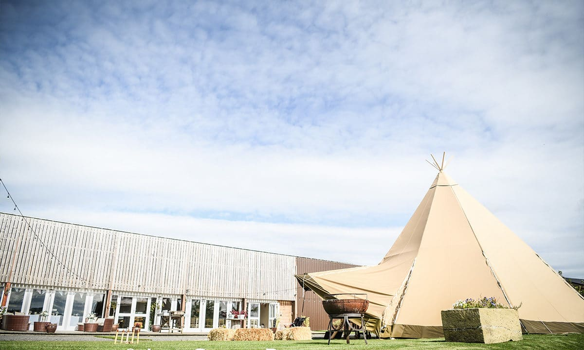 Vallum Farm Wedding Venue