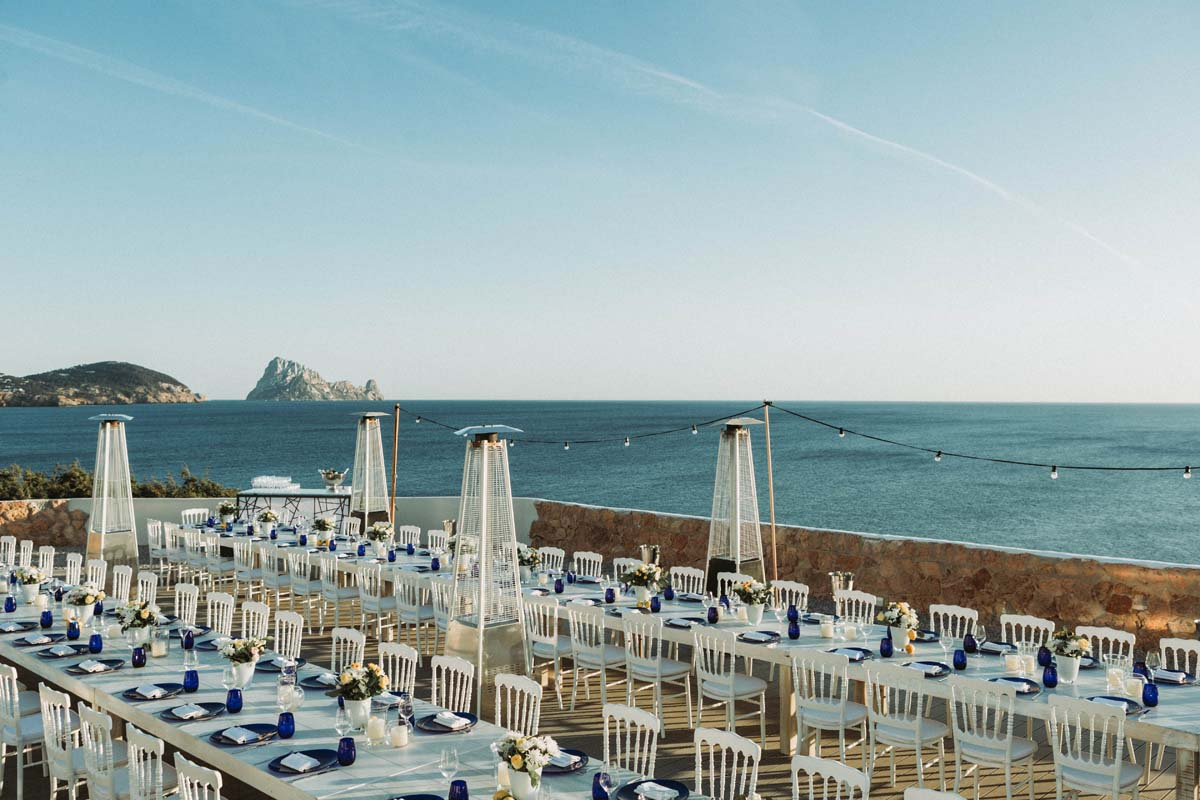 Seven Pines Kempinski Ibiza Wedding Venue