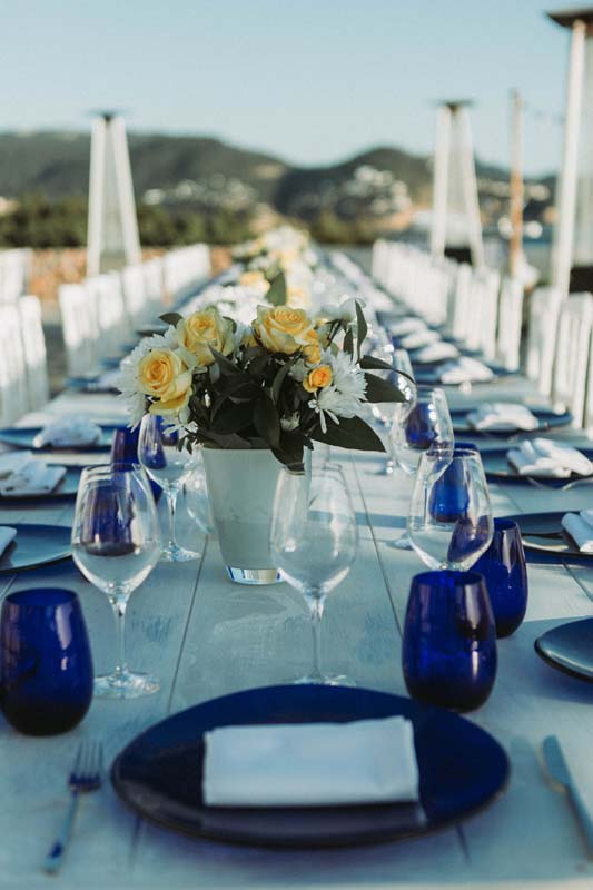 Seven Pines Ibiza Wedding Venue