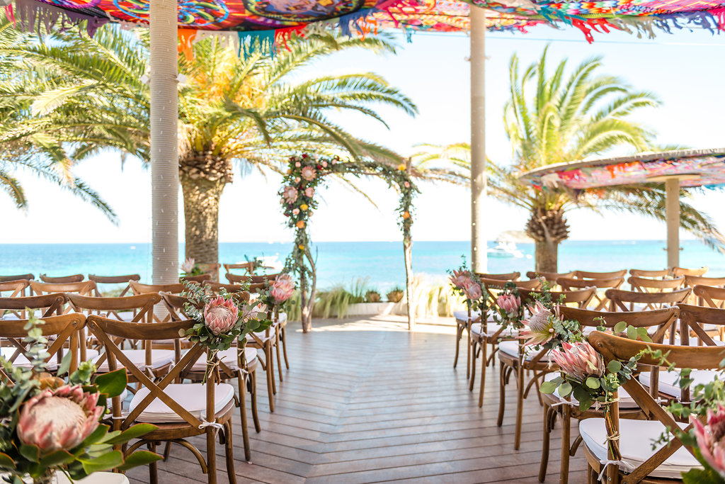 Aiyanna Ibiza Wedding Venue