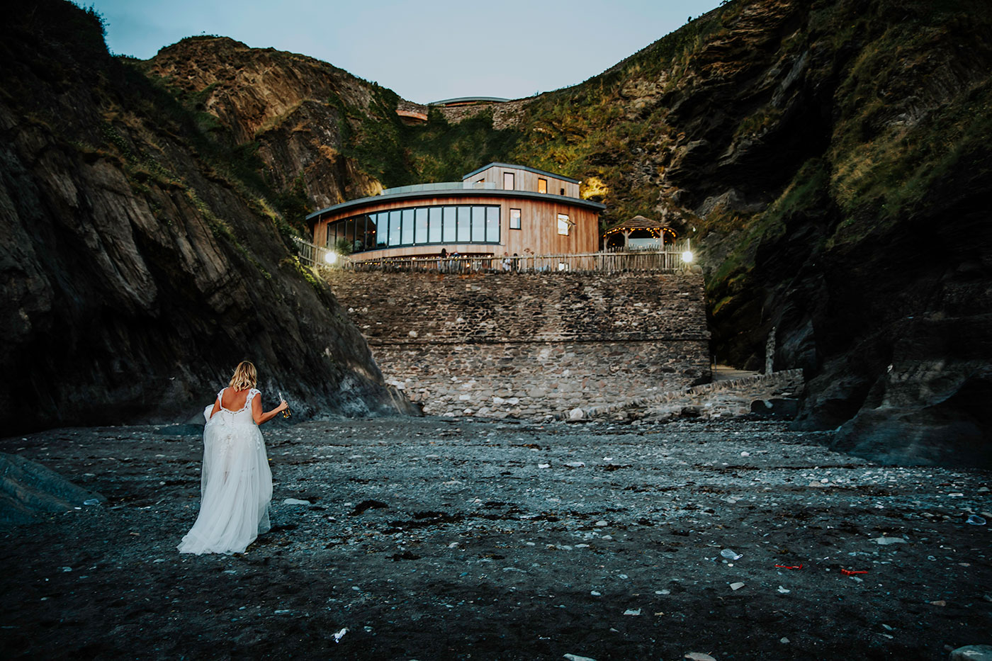 Tunnels Beaches Wedding Venue