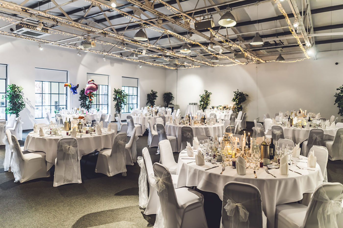 Fazeley Studios Wedding Venue