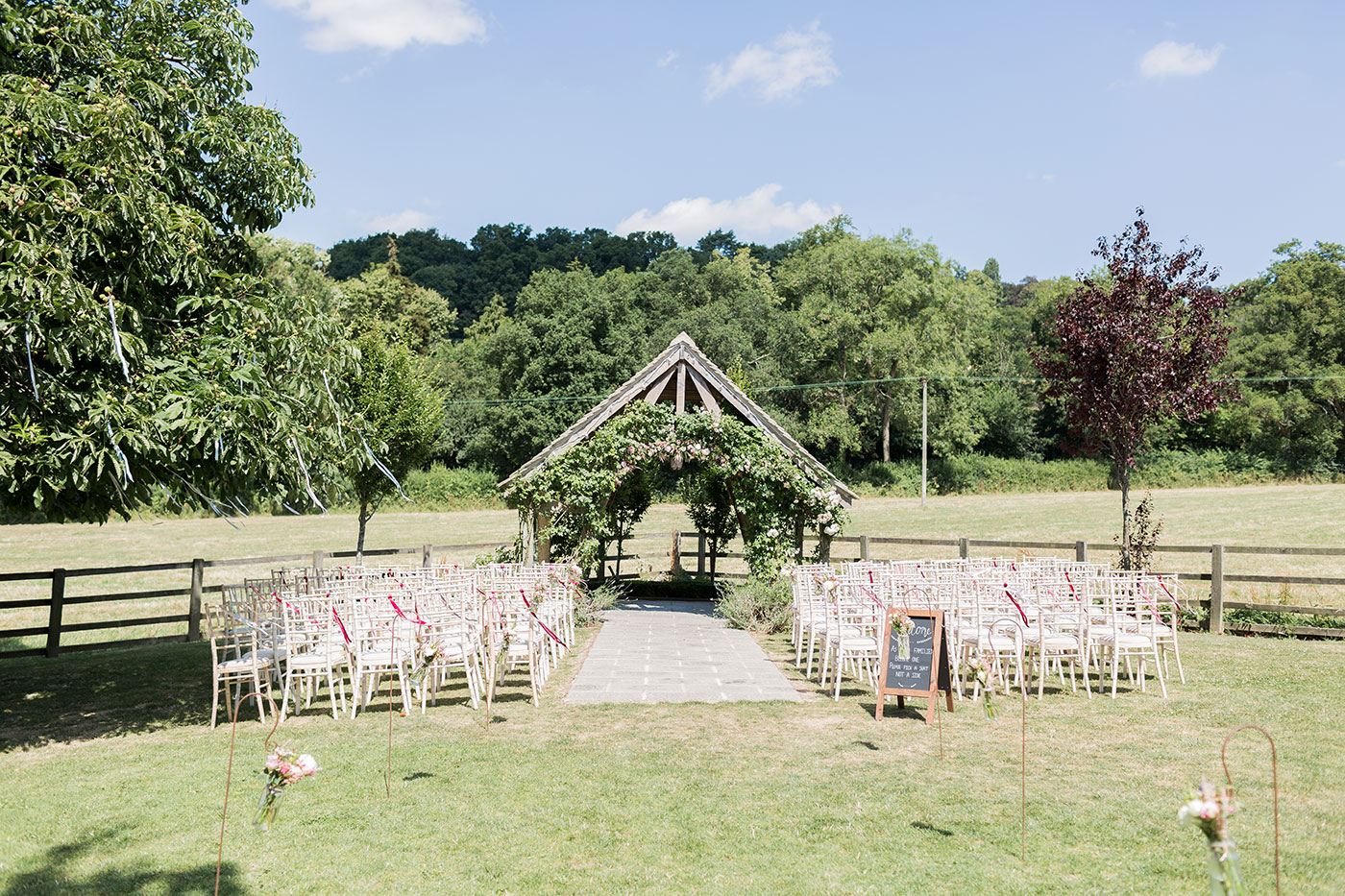 Hyde House Wedding Venue