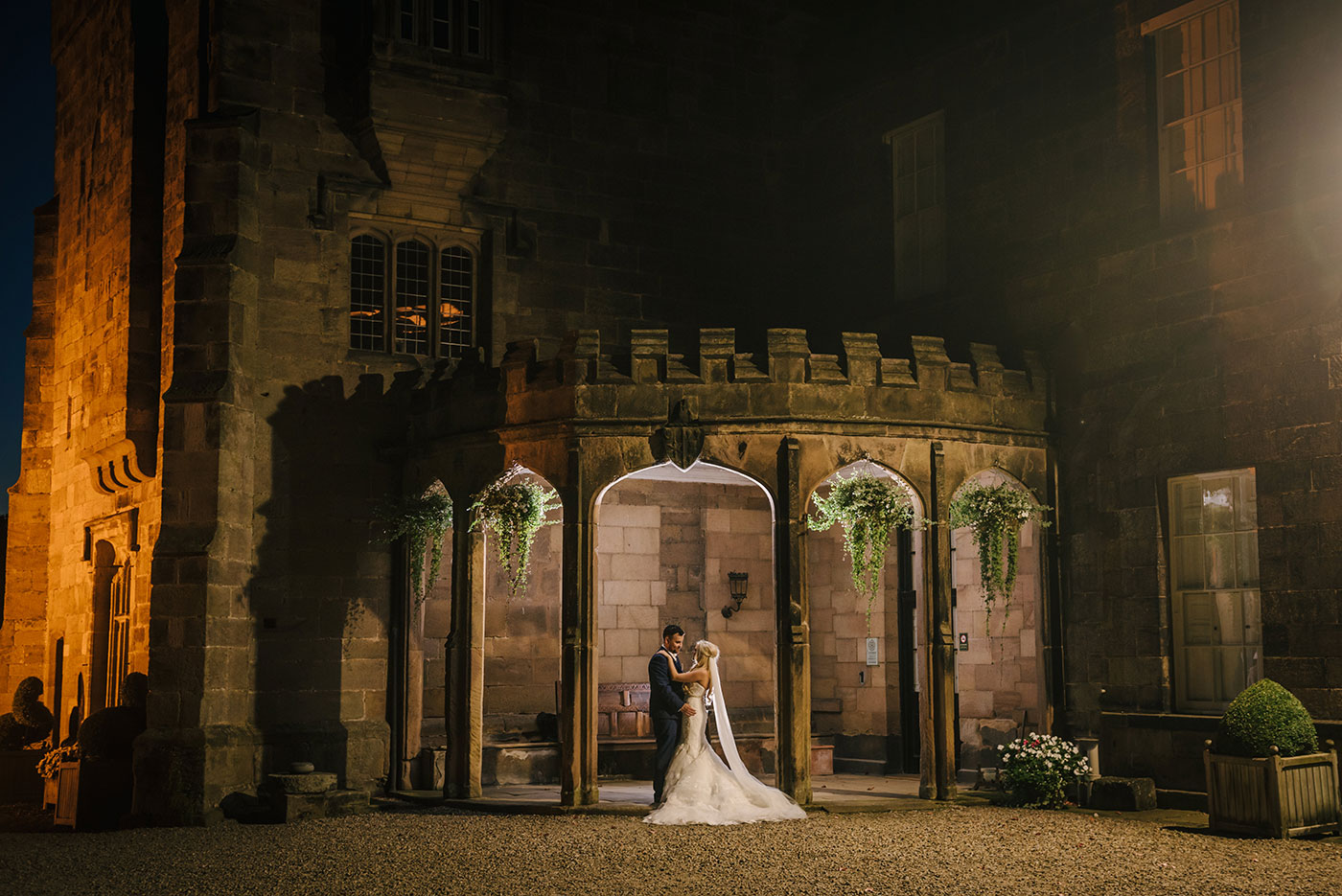 Ripley Castle Wedding Venue