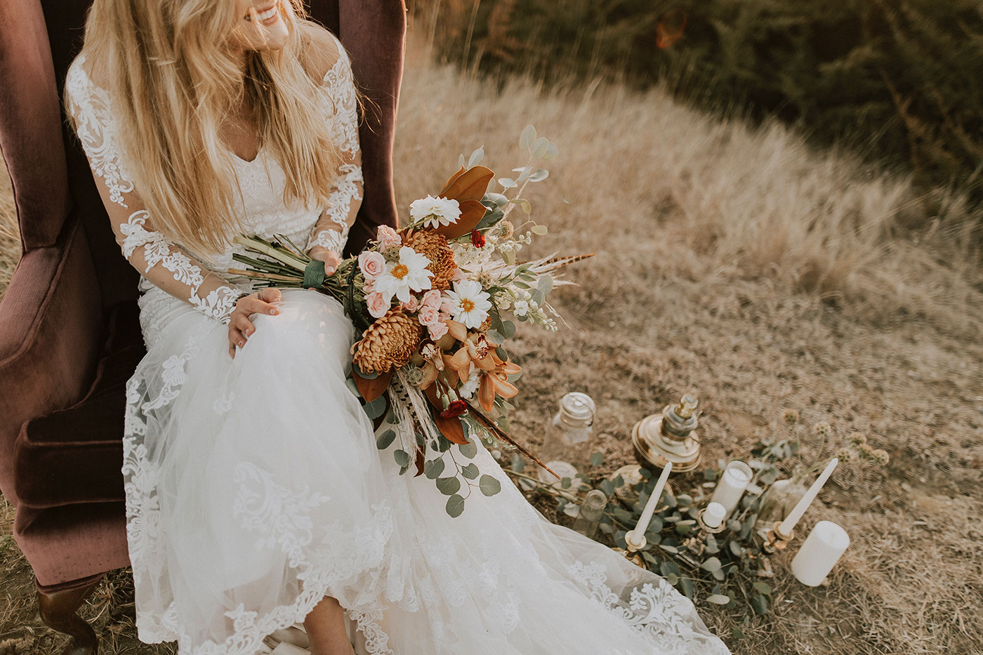 How to Create a Festival Themed Wedding
