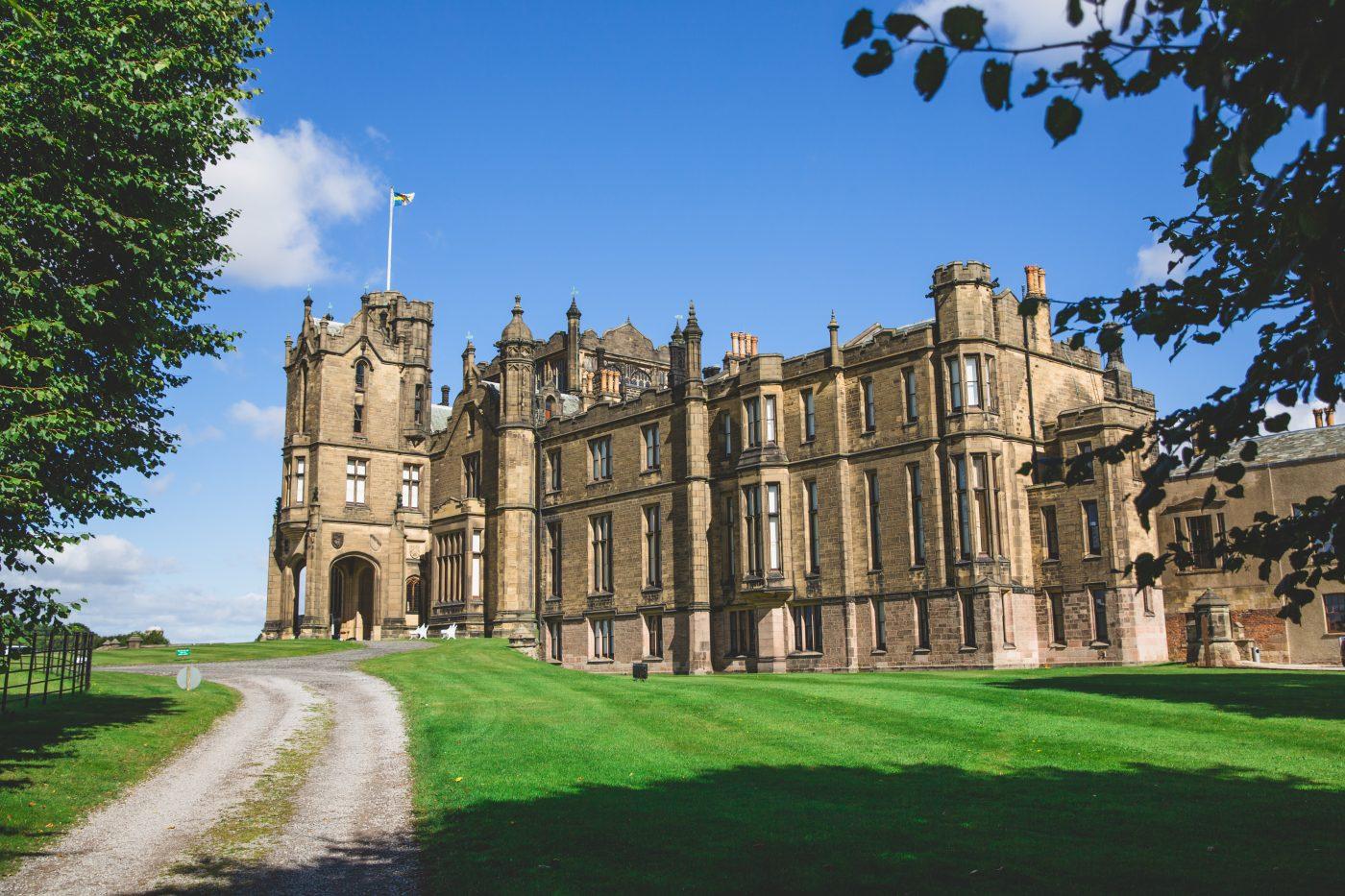 Allerton Castle Wedding Venue, North Yorkshire | Wedinspire