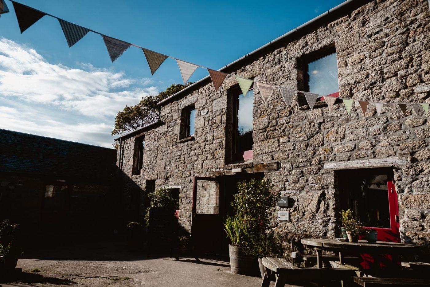 Knightor Winery Wedding Venue