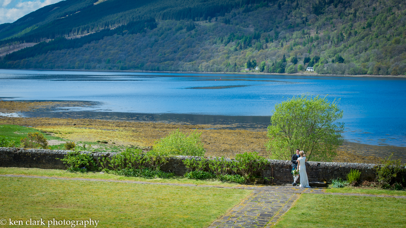 Ardkinglas Estate Wedding Venue