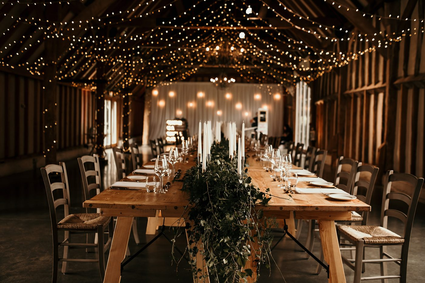 Southend Barns Wedding Venue