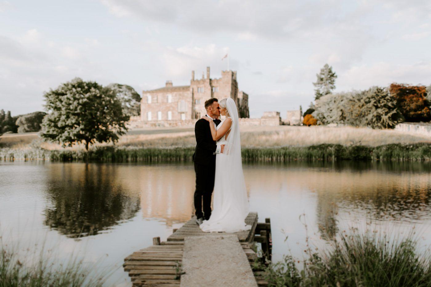 Ripley Castle Wedding Venue