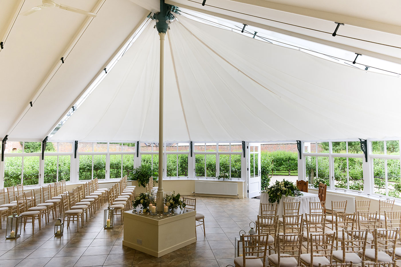 Combermere Abbey Wedding Venue
