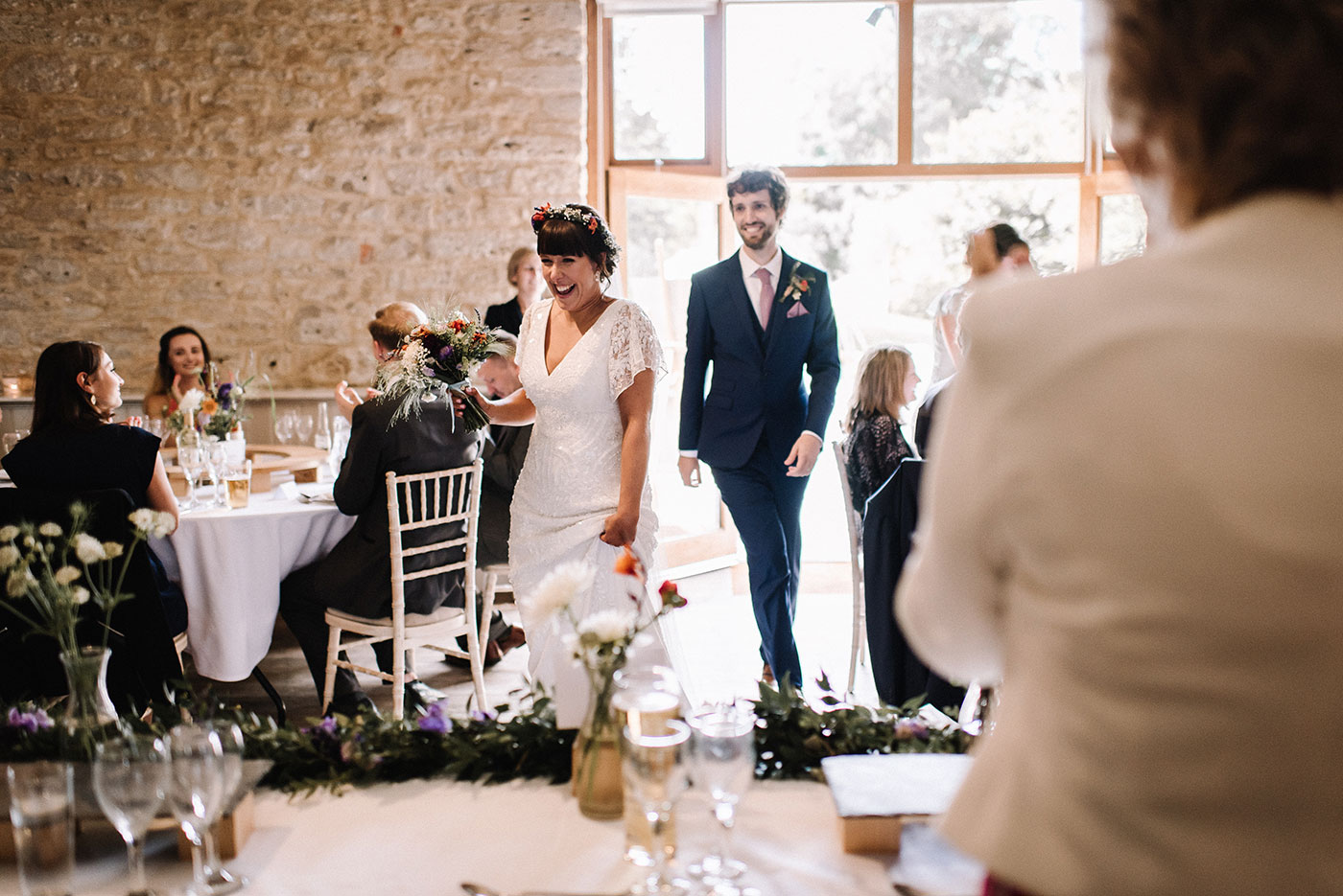 Wick Farm Bath Wedding Venue