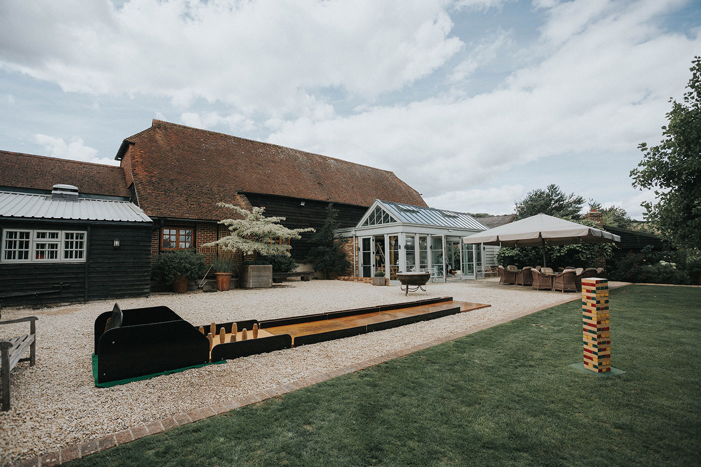 Gate Street Barn Wedding Venue