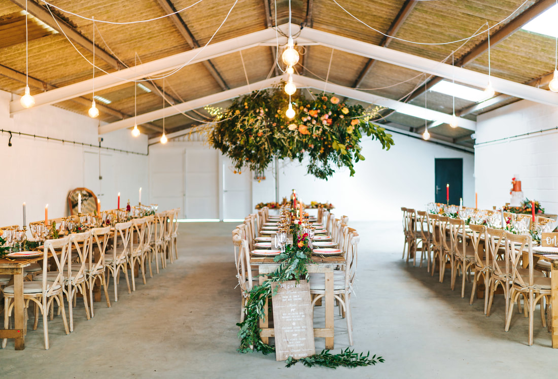The Barn at Avington Wedding Venue